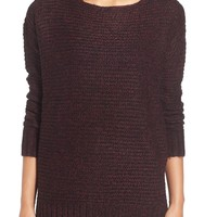 RD Style Marled High/Low Sweater | Nordstrom