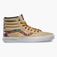 Vans Otw Gallery Sk8-Hi Reissue Mens Shoes Zio Ziegler  In Sizes