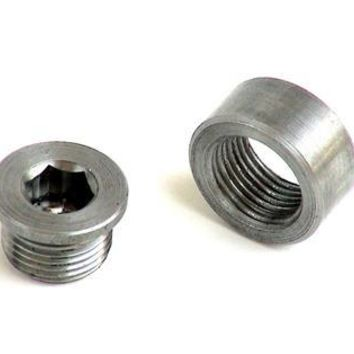 Innovate Bung/Plug Kit (Stainless Steel) 1/2 inch