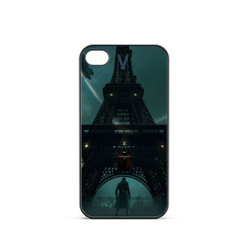 Assassin Creed Unity Eiffel iPhone 4 / 4s Case