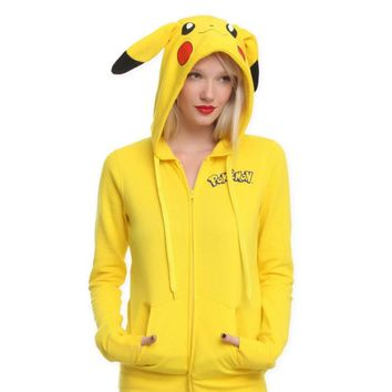 Pokemon GO Cosplay PIkachu