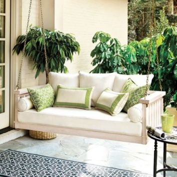 Nantucket Porch Swing | Ballard Designs