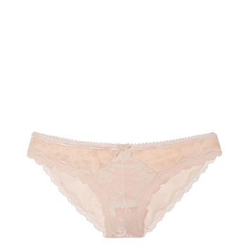 Crushed Velvet Cheekini Panty - Dream Angels - Victoria's Secret