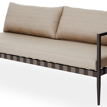 Pier Left Arm Two Seater Sofa