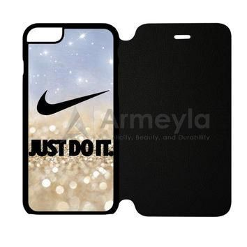 Nike Jordan Mint Wood iPhone 6/6S Flip Case | armeyla.com
