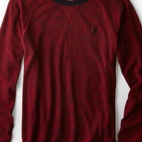 AEO Men's Heritage Thermal (Red)