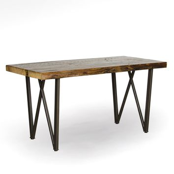 West Loop Reclaimed Wood Dining Table
