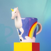 Magical Unicorn Mug | Firebox.com - Shop for the Unusual