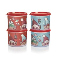 Gift Canisters/TupperElf