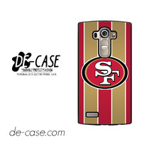 San Francisco 49ers For LG G4 Case Phone Case Gift Present YO