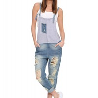 Cameron Jersey Overalls