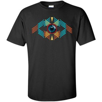 Admirable E Visionary The Crystal Eye 2017 T Shirt