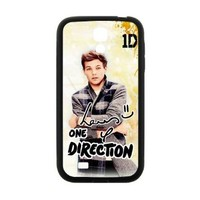 One Direction - Louis Tomlinson Samsung Galaxy S4 Case, One Direction Series Samsung Galaxy S4 i9500 TPU Rubber Shell Case at Cool-design