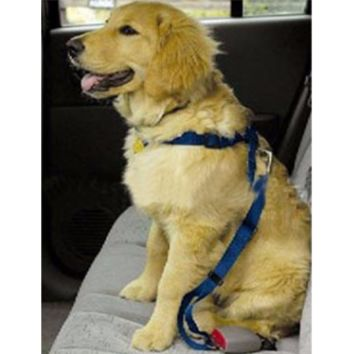 Adjustable Safety Seat Belt For Dogs (and Cats Too!) - Just cover Shipping