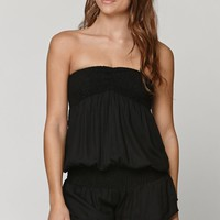 O'Neill Island Romper - Womens Dress - Black