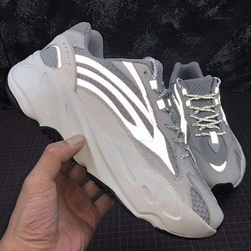 Adidas Yeezy 700 Runner Boost Fashion Casual Running Sport Shoes 1f540817ab34