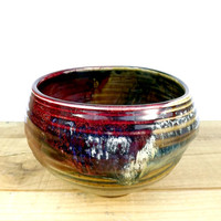 Porcelain Pottery Bowl Beautiful Glaze