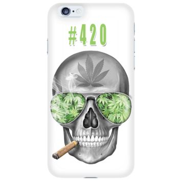 #420 Weed iPhone 6 & iPhone 6s Cellphone Case