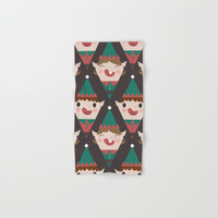 Day 22/25 Advent - Little Helpers Hand & Bath Towel by lalainelim