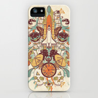 Spaced Out iPhone & iPod Case by John Fishback | Society6