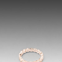 Gorjana Madison Ring in Rosegold from REVOLVEclothing.com