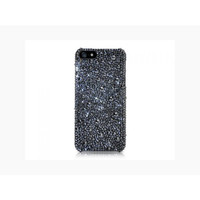 iPhone 5/5s and 5c or Samsung Galaxy Case Made With Swarovski Elements Crystals in Jet Hematite
