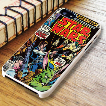 Star Wars Comic Superheros Eagle Triforce Black Legend Of Zelda Cover iPhone 6 Case
