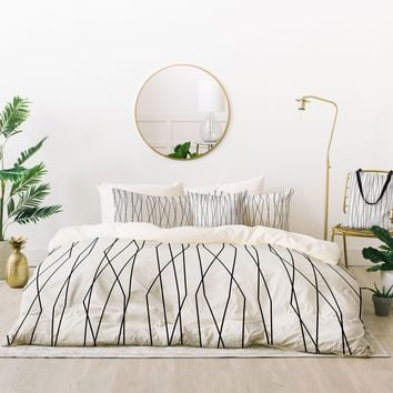 Heather Dutton Linear Cross Stone Bed In A Bag