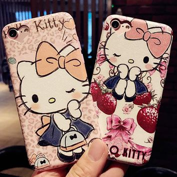 Adorable Hello Kitty Phone Cases for iphones