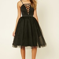 Rare London Tulle Dress