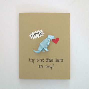 funny valentine card, funny anniversary card, funny dinosaur card, funny card, funny i love you card, dinosaur card, dinosaur valentine