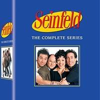 Jerry Seinfeld & Julia Louis-Dreyfus - Seinfeld: The Complete Series