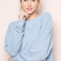 Laila Thermal Top - Tops - Clothing
