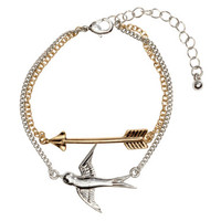 Charm Bracelet - from H&M