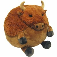Squishable Buffalo 15""