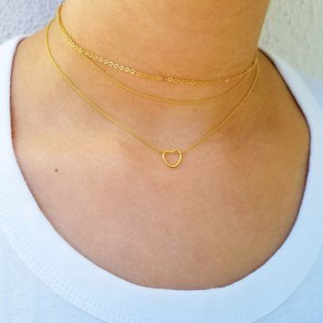 Minimal Layered Heart Choker