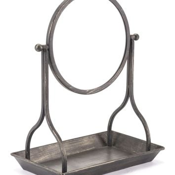 Table Mirror Black