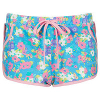 Floral Runner Shorts - New In This Week  - New In
