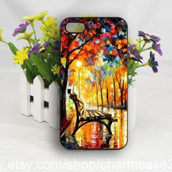 Leonid Afremov phone case cover,samsung galaxy s3/s4/s5 case,iphone 4/4s case,iphone 5/5s case,iphone 5c cover,Personalized