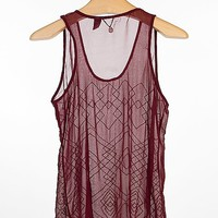 BKE Boutique Beaded Tank Top - Women's Shirts/Tops | Buckle