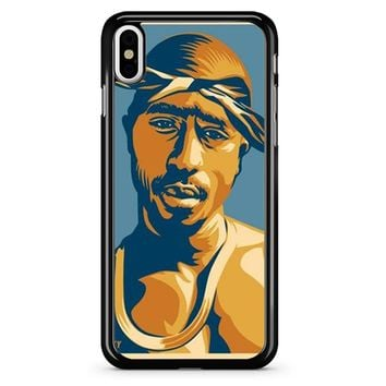 2pac Shakur Collage 2 iPhone XR Case/iPhone XS Case/iPhone XS Max Case