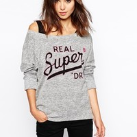 Superdry Logo Long Sleeved Top