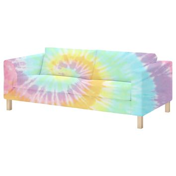 Tie-Dye  Couch