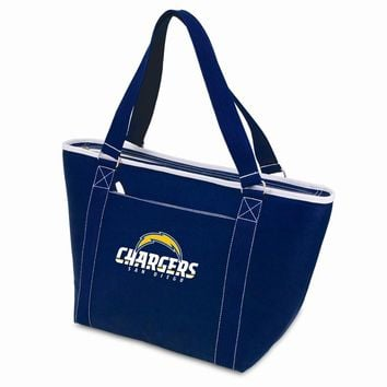 San Diego Chargers Insulated Navy Cooler Tote