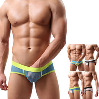Boxers New Ben Men Swimming Swim Sexy Boxers Bulge Comfy Shorts Sexy Men Swimwear