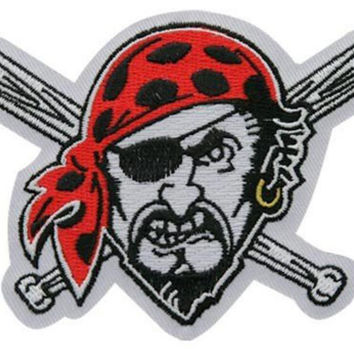 Pittsburgh Pirates Sleeve Patch