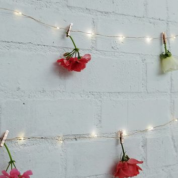 Merkury Innovations Firefly Mini Clip String Lights