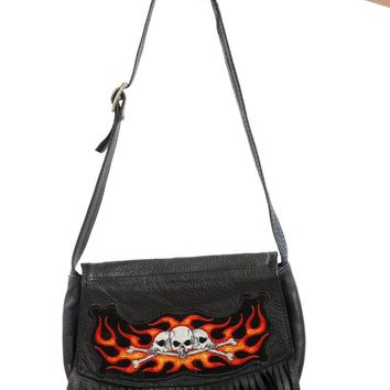 Vintage 90's Good Old Fashioned Flamer Bag