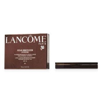 Lancome Star Bronzer Intense Long Lasting Bronzing Powder SPF10 (Intense Glowing Tan) - # 01 Eclat Dore Make Up