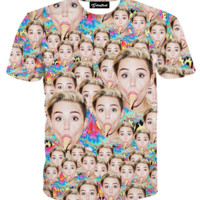Miley Icecream Cone Tee